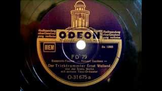 Orchester Ernst Weiland - Tricktrommler - FD 79 - Exzentrik Foxtrot - 11.06.1941
