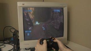 Using Wireless Xbox 360 Controller On Original Xbox