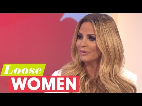 Katie Price On Her Bum And Kim Kardashian's Body | Loose Women