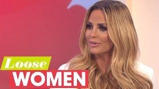 Katie Price On Her Bum And Kim Kardashian's Body | Loose Women