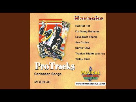 Love Boat Theme (In the Style of Jack Jones) (Karaoke Version Instrumental Only)