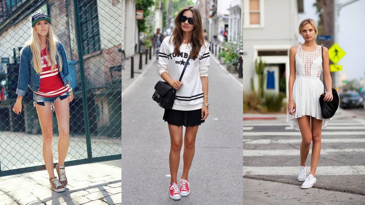 30 Stylish Outfits to Wear with Sneakers