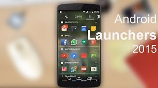 Best Launcher For Android ( Top 5 )