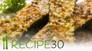 Parmesan Herb Zucchini Recipe
