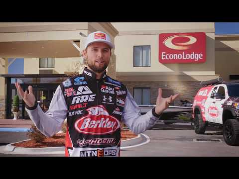 Econo Lodge® Easy Fishing Tip with Justin Lucas