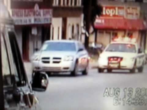 Stolen Car In Newark Avon Ave Part Dodge Magnum Getting Chase Over Cop Cars