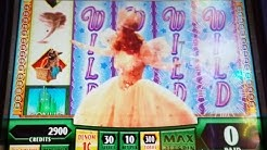 Wizard of Oz Slot Machine-MAX BET BONUSES