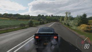 Forza Horizon 4 - 2005 Hot Wheels Ford Mustang Gameplay [4K]