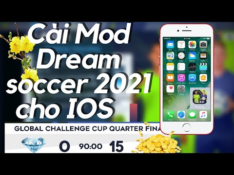 hack coin dream league soccer trên iphone - Hack Full vàng Dream League Soccer 2021 cho IOS/Android   Hack cày vàng siêu nhanh!
