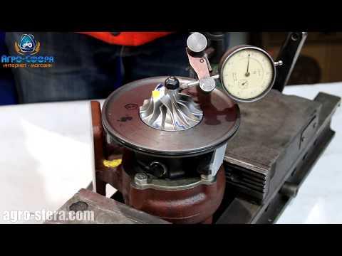 Какой допустимый люфт турбины? Как проверить люфт турбокомпрессора?