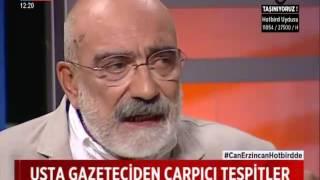 USTA GAZETECİ AHMET ALTAN'DAN ÇARPICI TESPİTLER