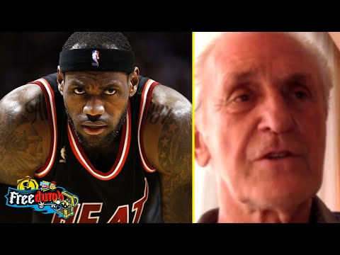 Pat Riley Would Leave 'Shiny New Key' Under Mat If LeBron James Wants Miami Heat Return   Le Batard