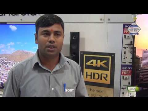 Sony Bravia 65 inches KD-65X8500D 4K Ultra HD Anroid Smart LED TV : Feature and Reviews (Hindi) (HD)