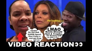 50 Cent & Cherie Johnson DRAG Wendy Williams After Divorce & Pregnant Mistress News