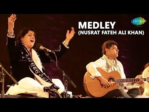 Kavita Seth: Medley - Nusrat Fateh Ali Khan | World Sufi Spirit Festival
