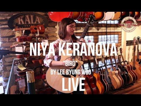 "Cream City Music LIVE: ""Bird""  written by Lee Byung woo Performed By Niya Keranova"