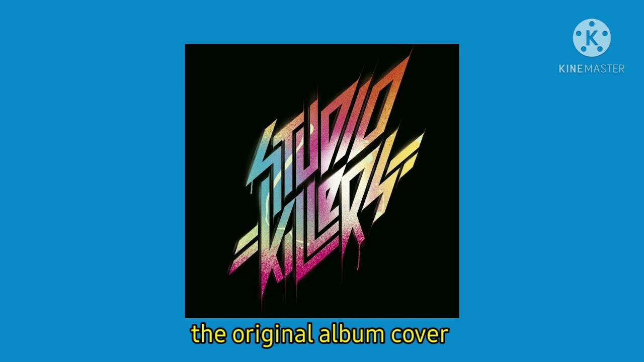 Download   re-redesigning Studio killers album cover   speedpaint  