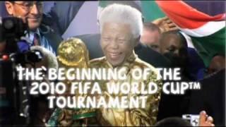 Promo video for FIFA World Cup Kick-Off Celebration Concert