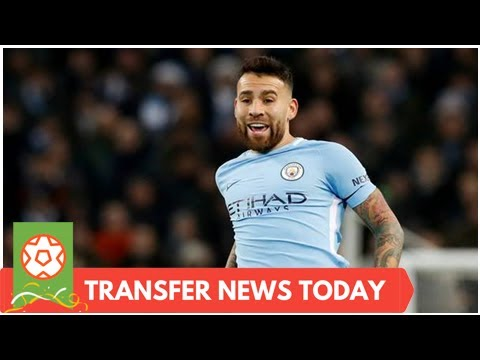 [Sports News] Man City Defender Nicolas Otamendi, signing the contract-Independent.ie