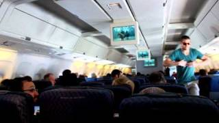 Robot Rapture begins! Madd Chadd Hijacks flight to NYC!