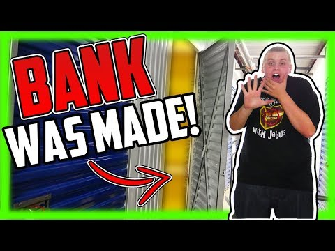 I Bought An Abandoned Storage Unit For $5 And MADE BANK!