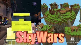 Pana Shrek juega SkyWars | IsmaelGav06Yt