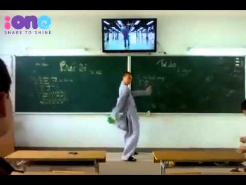 Clip chú tiểu nhảy Roly   Poly cực bốc   iOne net