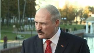 Лукашенко: газ подешевеет с 1 января 2012 года