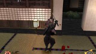 Tenchu: Stealth Assassins Level 1