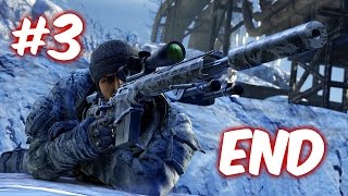 Sniper GW 2: Siberian Strike - Mission 3 - Last Rites (END)