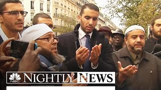 Belgian Mastermind of Paris Attacks Believed to be in Syria | NBC Nightly News