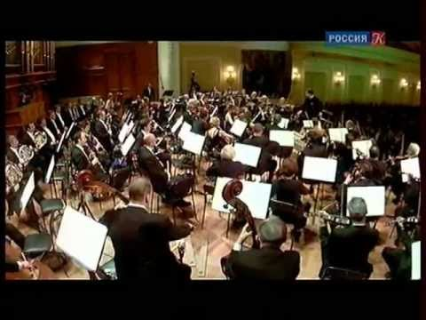 Симфония №5 (до минор). 3 часть (1-я и 2-я темы скерцо). - Л.Бетховен - радио версия