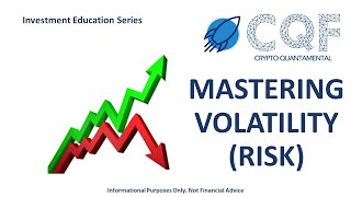 Mastering Volatility (Risk) for Investors and Traders