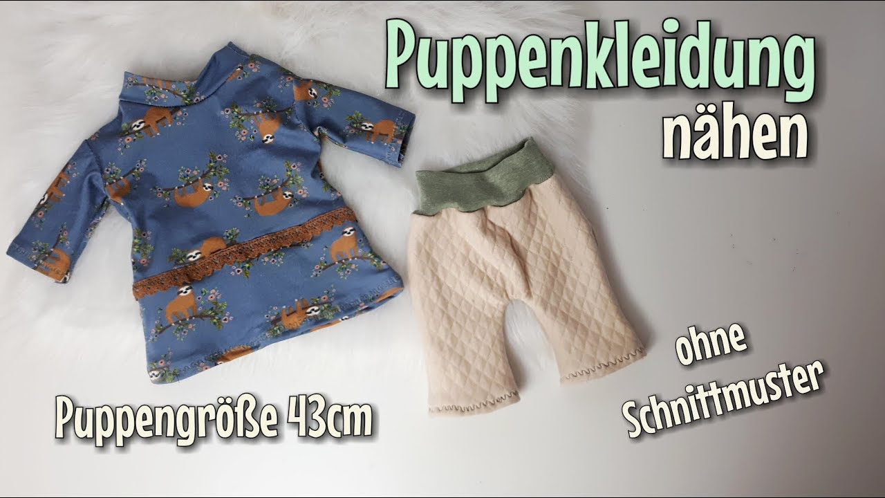 Kreatives Upcycling Puppenkleidung Selber Machen Mytoys Blog