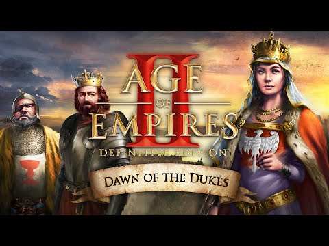 Age Of Empires II: DE - Dawn Of The Dukes - PRE-ORDER NOW