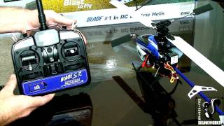 E-FLITE Blade SR - Setup and First Flight - Official Beginner's Guide Part 3