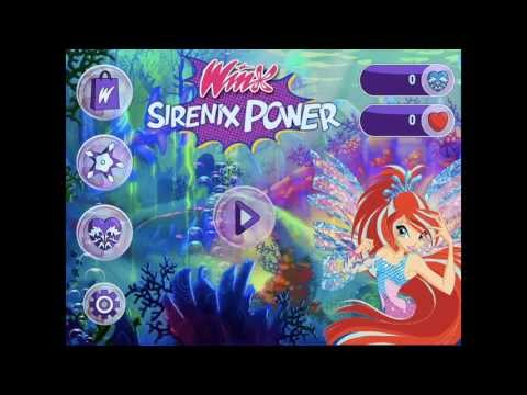 Winx Sirenix Power для ios and Android