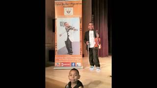 """Cash Me Outside"" ""Shape of You"" (violin cover) Tyler Butler-Figueroa, 11"