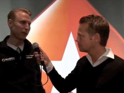 Peter Nalle Hedlund interview from EPT London 2009