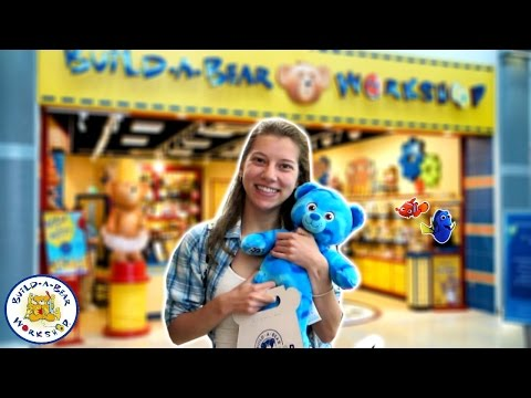 Let's Build-A-Bear - Finding Dory Ocean Bear