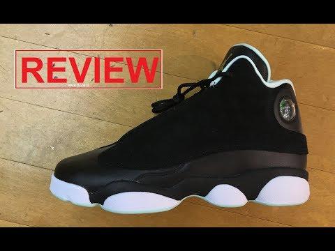 Air Jordan 13 Black Mint Foam Retro GS Sneaker Detailed Review