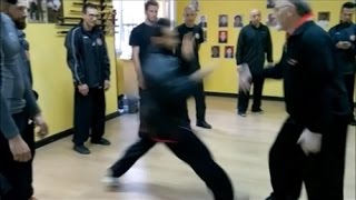 Tongbei Quan - Tanglang Quan - Fight Techniques & Applications - M Falanga 2016 Tudi meeting