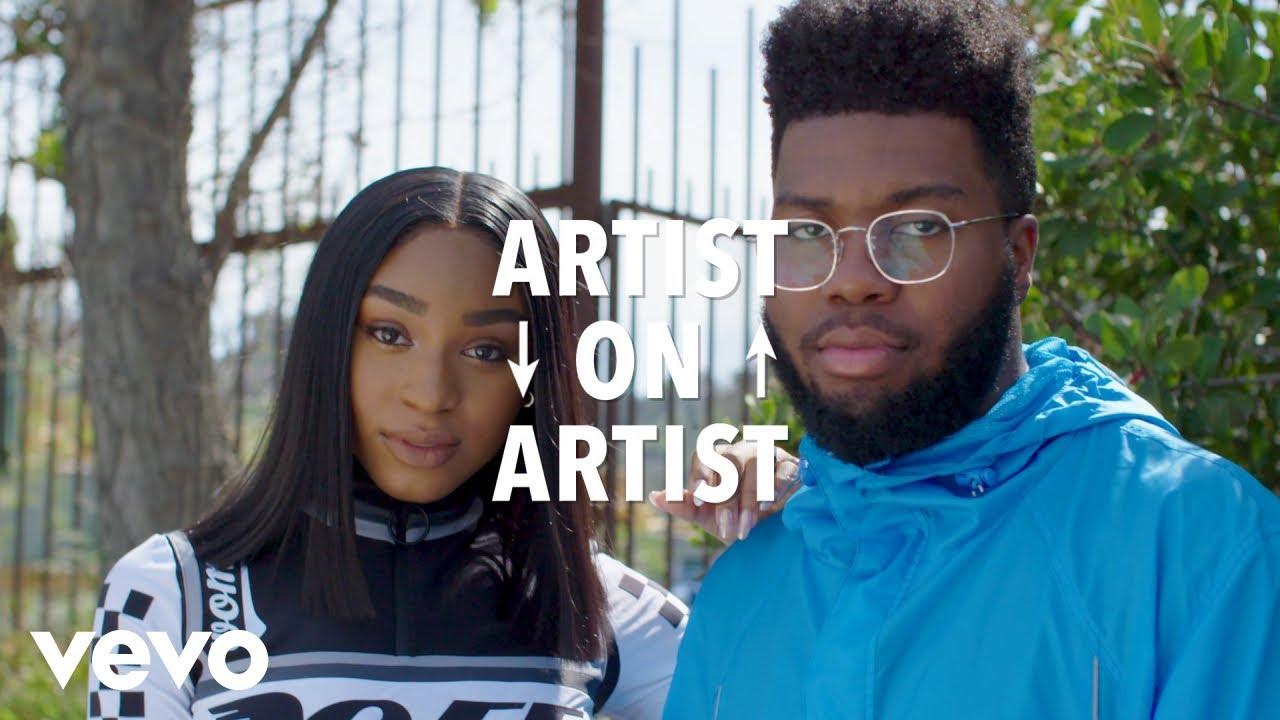 Normani, Khalid - Khalid & Normani Talk Love Lies, OTW, and Normani's Solo Debut