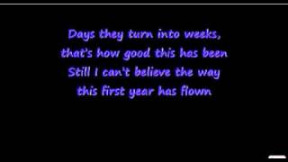 JLS Love You More - BBC Children In Need Single 2010 Lyrics
