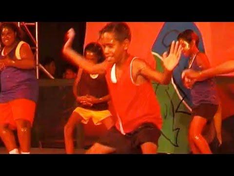 Croc Festival: Bwgcolman (Palm Island) School children, Australia