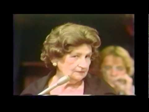 "Milton Friedman Sets Liberal Straight On ""Too Many Millionaires"".wmv"