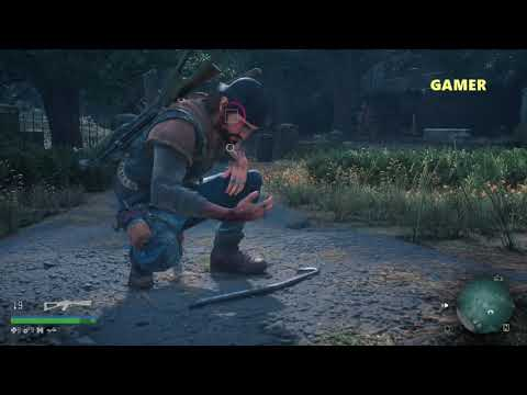 Days Gone Action and Commando Game play 2  