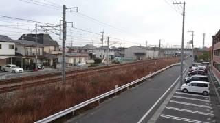 トワイライトエクスプレス 瑞風 下り 倉敷駅~西阿知駅