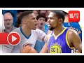 Kevin Durant vs Russell Westbrook EPIC Duel Highlights 2017 02 11 Warriors vs Thunder MUST SEE