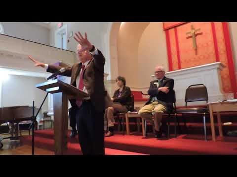 First Congregational of Falmouth: The Church & Climate Change